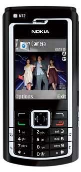 Nokia N72 Reviews in Pakistan