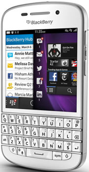 BlackBerry Q10 Price in Pakistan
