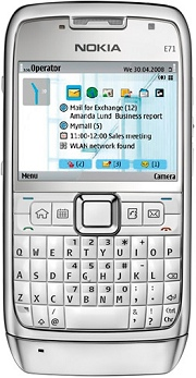 Nokia E71 Reviews in Pakistan