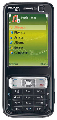 Nokia N73 Music Edition Reviews in Pakistan