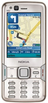 Nokia N82 Reviews in Pakistan