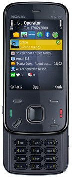 Nokia N86 8MP Reviews in Pakistan