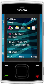 Nokia X3 Reviews in Pakistan