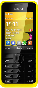 Nokia 301 Price in Pakistan