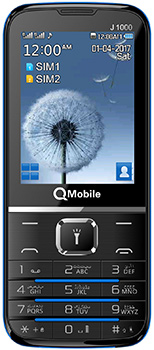 QMobile J1000 Price in Pakistan