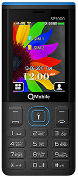 070380dbd QMobile SP5000 Price in Pakistan   Specifications - WhatMobile