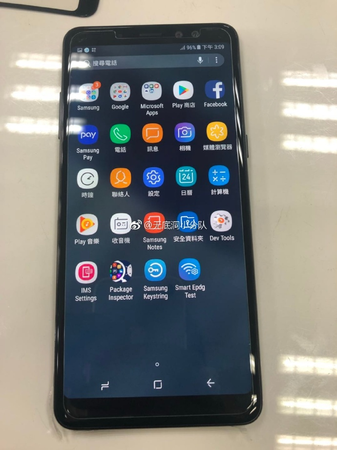 Samsung Galaxy A8 Plus 2018 Pictures, Official Photos - WhatMobile
