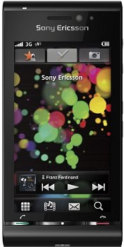 SonyEricsson Satio Idou Reviews in Pakistan
