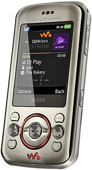 SonyEricsson W395 Reviews in Pakistan