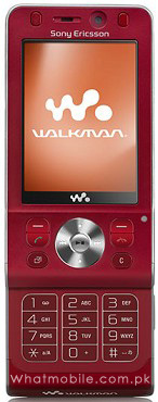 Sony Ericsson W910i Price in Pakistan