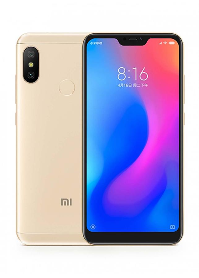 Xiaomi Mi A2 Lite Pictures Official Photos Whatmobile