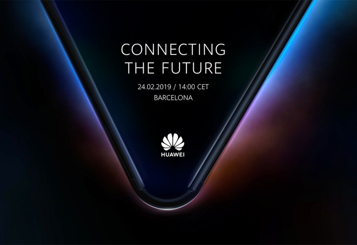 Huawei teases its upcoming foldable 5G smartphone, coming on