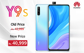 Huawei Y9s Gets a Price Slash; A FullView Display for a Mid-range Price