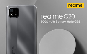 Realme C20 Might Be Coming to Pakistan this Month; Meet Realme's Latest Entry-level Phone