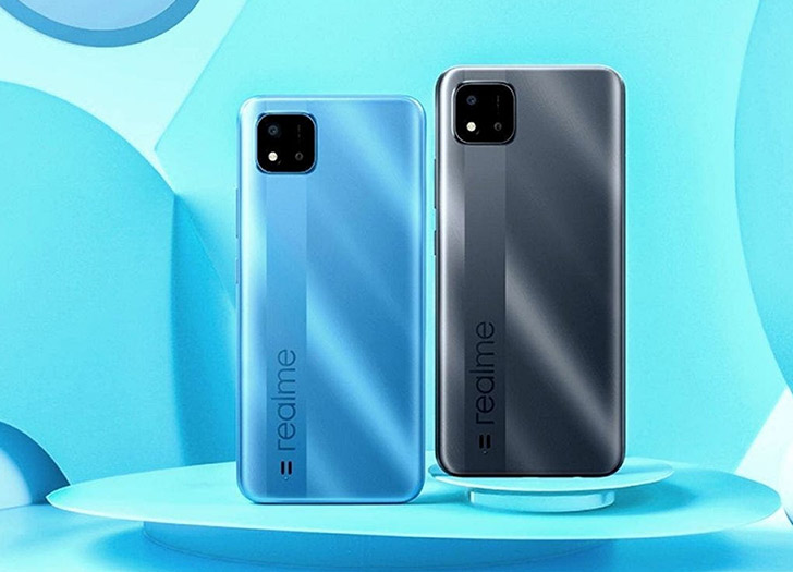Realme C20 Might Be Coming to Pakistan this Month; Meet ...