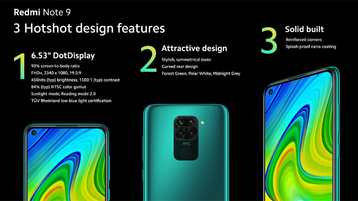 Xiaomi Redmi Note 9 And The Global Variant Of Redmi Note 9 Pro Went Official The Legend Continues Whatmobile News