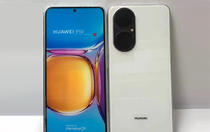 Huawei P50 Pictured in Leaked Hands-on Photos; Your First Look at the Final Design
