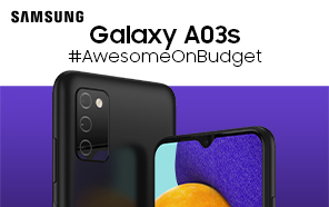 Samsung Galaxy A03s Featured in Unofficial Mockups; Here's Your First Look at the Budget Phone