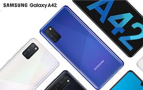 Samsung Galaxy A42 Will Debut With 5G in 2021, will Boost Samsung's Mid-range Portfolio