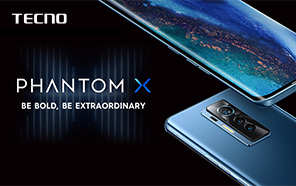 Tecno Phantom X Formally Launches Today; Premium Cameras, Fluid Display, and Pricing Detailed
