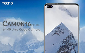 Tecno Camon 16 Series is Debuting on September 3 and It Could be Game Changing