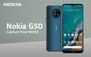 New Nokia G50 5G Leak Features High-quality Press Images and Product Specifications