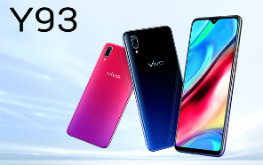 Vivo Y93 goes official with a huge 4030mAh battery
