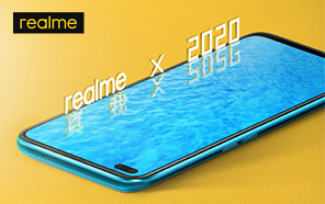 Realme X50 5G Teased in Another Promo Poster, Will be Accompanied by Realme X50 Lite Youth Edition