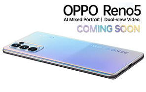 OPPO Reno 5 4G is Confirmed to Launch in Pakistan Soon; Better Screen, Cleaner Design, and Faster Charging