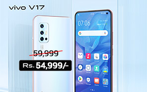 Vivo V17 Receives a Massive Price Cut in Pakistan; Quad Cameras and Flagship Killer Specs at Rs 54,999