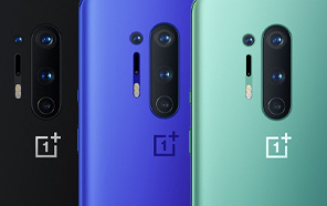 OnePlus 8 Pro Leaked in Press Renders; Three Color Options include Ultramarine Blue, Glacial Green and Black Sandstone