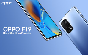 Oppo F19 Unveiled with an AMOLED Screen, Snapdragon 662, and 33W Fast Charging; Coming Soon to Pakistan