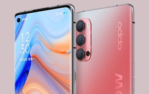 Oppo Reno 4 Pro Listed on an Online Store, Official Renders Reveal the Available Color Options