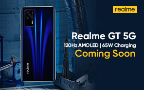 Realme GT is All Set to Go Global Soon; Pricing, Color Options, and Storage Specs Revealed