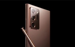 Samsung Galaxy Note 20 Ultra Mystic Bronze Edition Leaked; Spotted on Samsung's Official Webpage