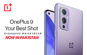 OnePlus 9 Arrives in Pakistan with Hasselblad Cameras, Flagship Chip, and Next-gen Fast Charging