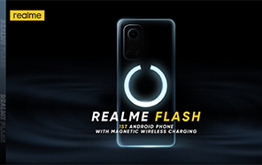 Realme Flash to be Unveiled Tomorrow; Meet the First Android to Feature Magnetic Wireless Charging