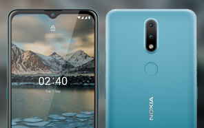 Nokia 2.4 Leaked in Mockups; Features a Bigger Display, a Larger Battery, and a Fingerprint Scanner
