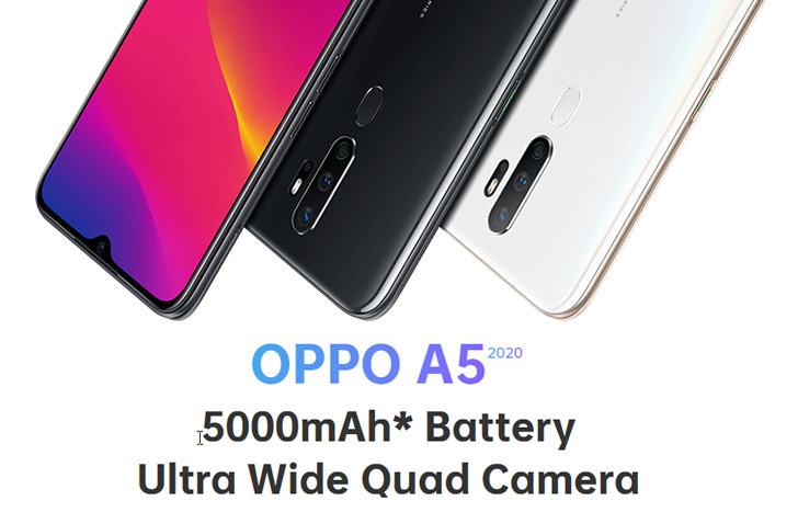 Oppo A5 2020 Is Now Available Nationwide With Quad