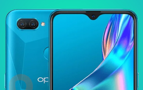 Oppo A12 Appears in a Press Render Revealing the Complete Design; Specification Sheet also Out