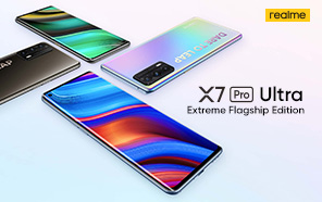 Realme X7 Pro Ultra Got Official with Flagship Chip, 65W Fast Charging, and Sleek Design