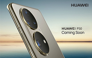 Huawei P50 Series Officially Teased at the HarmonyOS Event; Camera Cluster is More Powerful than Ever
