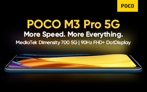 Xiaomi POCO M3 Pro 5G is Coming to Asia Next Week; Official Teasers and Promos Already Out