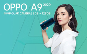 Oppo A9 2020 is now Official with Snapdragon 665, 5000mAh battery & a quad-camera setup