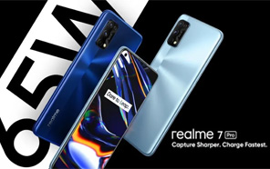 Realme 7 and Realme 7 Pro Unveiled; 65W Fast Charging with Bigger Batteries and New Designs