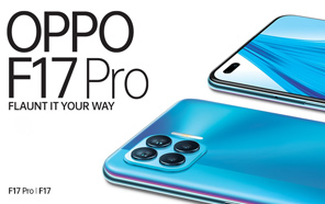 Oppo F17 Pro and F17 Got Official with Quad Rear Cameras, Super AMOLED Displays and 30W Fast charging