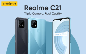 Realme C21 is Going Official this Week; Specifications, Pricing, and Product Images Surface Online