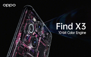 Official OPPO Find X3 Series Trailers Show Off its 10-bit Color Engine and Other Key Features