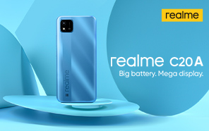 Realme C20A is Coming Soon; Super-affordable Entry-level with 5000 mAh Battery and 6.5� Screen