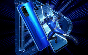 Honor Play 4 and Play 4 Pro Go Official With Liquid-Cooled Processors and Eye-candy Designs